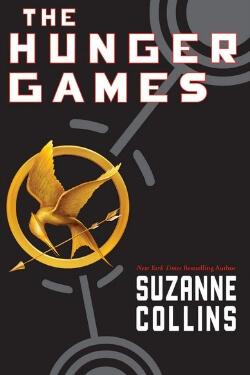 Portada del libro Los juegos del hambre de Suzanne Collins