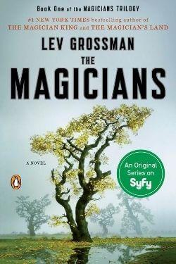 portada del libro Los magos de Lev Grossman