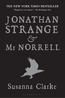 Portada del libro Jonathan Strange y Mr.Norrell por Susanna Clarke