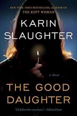 Portada del libro The Good Daughter de Karin Slaughter