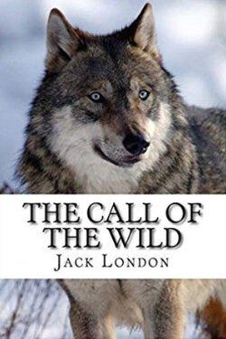 Portada del libro The Call of the Wild de Jack London