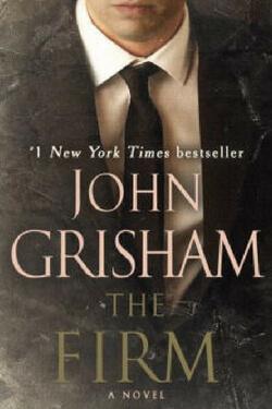 Portada del libro The Firm de John Grisham