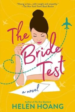 Portada del libro para La prueba de la novia de Helen Hoang