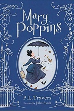 portada del libro Mary Poppins de PL Travers