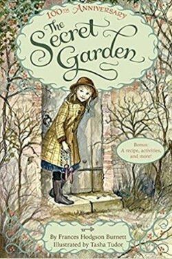 Portada del libro El jardín secreto de Frances Hodgson Burnett
