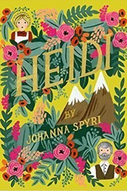 portada del libro Heidi de Johanna Spyri