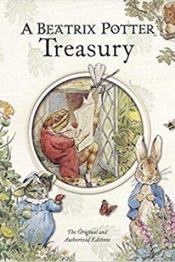 Portada del libro A Beatrix Potter Treasury