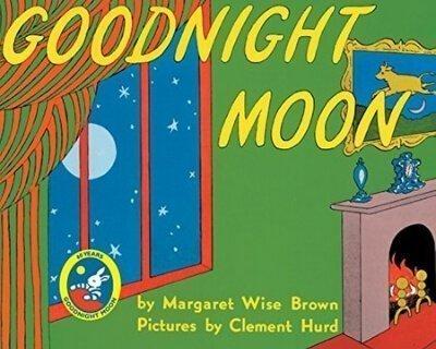 Portada del libro Goodnight Moon de Margaret Wise Brown