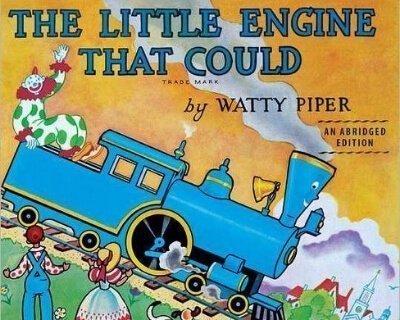 Portada del libro La pequeña locomotora que pudo por Watty Piper