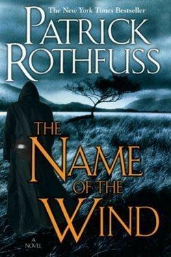 Portada del libro El nombre del viento de Patrick Rothfuss
