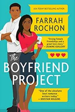 Portada del libro The Boyfriend Project de Farrah Rochon